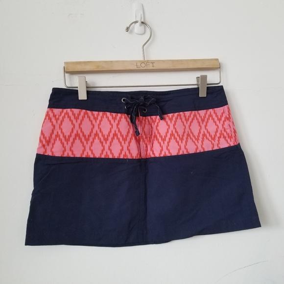 Patagonia Nylon Mini Skirt, 6